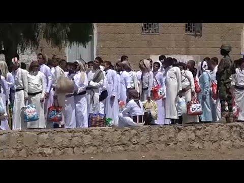 Jemen: Huthi-Rebellen lassen 290 Gefangene nach Vereinbarung mit der Regierung frei