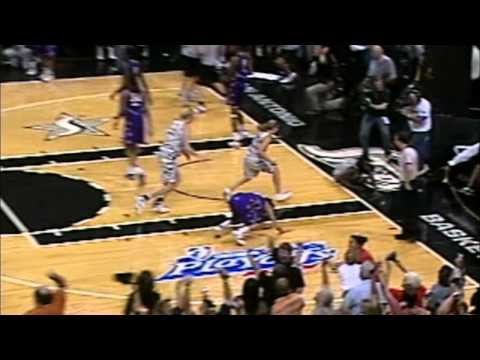 Sophia Young beats the Sparks with the buzzer shot- 9/27/2008