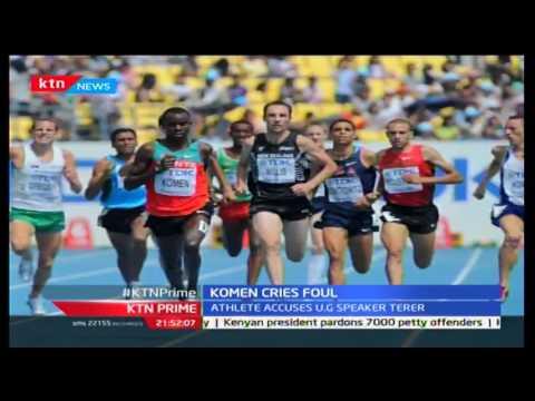 KTN Prime: Athlete Daniel Komen accuses Uasin Gishu speaker Terer of foul play, 20/10/2016
