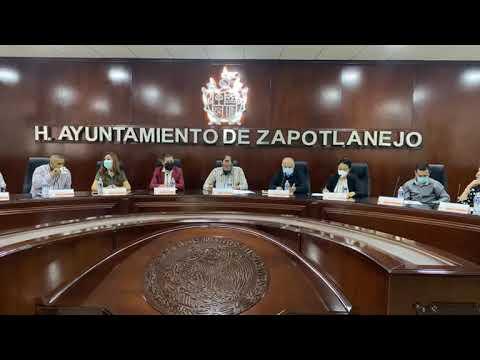 Sesión de ayuntamiento No. 70 23 de agosto de 2021