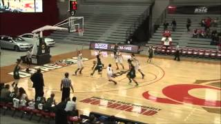 Gabby Bronson NCAA Highlights