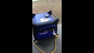 7. Yamaha EF6300 Home Backup 30 Amp Transfer Switch
