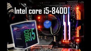 Intel Core i5-8400, Coffee Lake CPU + Z370 AORUS,  benchmarks + comparison with Ryzen