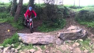 7. James Postlethwaite Trials Beta 200