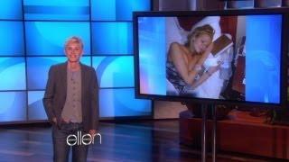Ellen's on Your Facebook!