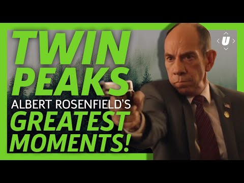 Twin Peaks: Agent Albert Rosenfield's Best Insults & Musings