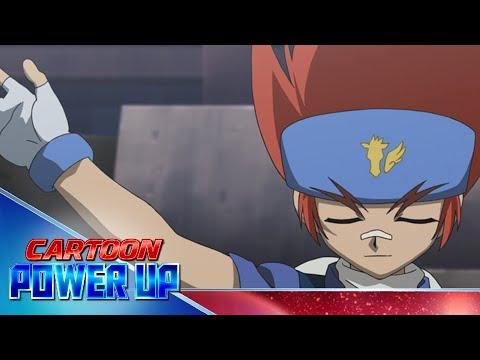 Episode 1 - Beyblade Metal Fusion|FULL EPISODE|CARTOON POWER UP