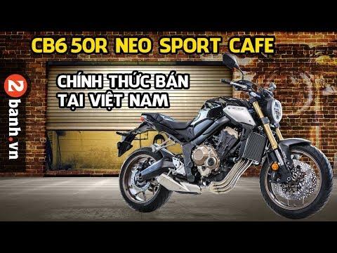 Đánh giá Honda CB650R 2019 tại thị trường Việt Nam - Thời lượng: 18 phút.