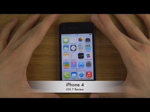 iphone 4 - Check out my channel for more awesome videos: ▻▻▻ Subscribe: http://goo.gl/yth4hc ▻▻▻ Instagram: http://instagram.com/adrianisen Today I will review iOS ...