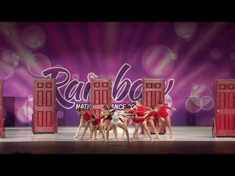 People's Choice// TEMPTATION - Elite Artists Dance Company [Redondo Beach, CA]
