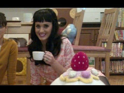 Katy Perry - A Cup Of Coffee lyrics