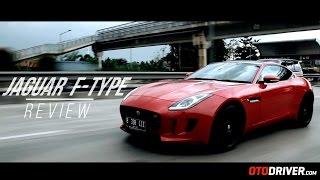 Video Jaguar F-Type 2016 Review Indonesia | OtoDriver MP3, 3GP, MP4, WEBM, AVI, FLV Oktober 2017