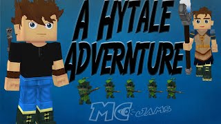 Hytale Animation / A Hytale Adventure Ep1  trailer