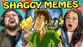 Video College Kids React To Ultra Instinct Shaggy Meme Compilation MP3, 3GP, MP4, WEBM, AVI, FLV Februari 2019