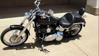9. 2007 Harley Softail Deuce, 96