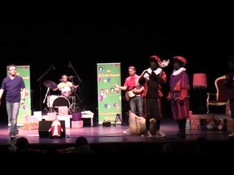 Kinderband - Sinterklaas Liedjes Show seizoen 2011-2012 Trailer