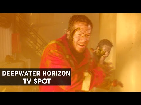 Deepwater Horizon (TV Spot 'Never Lose Hope')