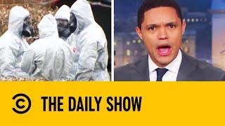 Video Putin Dodges Poisoning Allegations | The Daily Show With Trevor Noah MP3, 3GP, MP4, WEBM, AVI, FLV Maret 2018