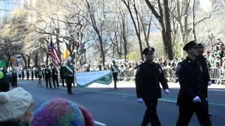 St. Patrick's Day Parade NYC 2008
