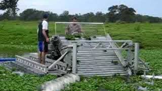 RDT Weed Harvester1
