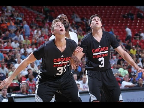 NBA - Check out how Doug McDermott took over NBA Summer League and showed that he is ready to be a BIG part of the Chicago Bulls! About the NBA: The NBA is the premier professional basketball league...