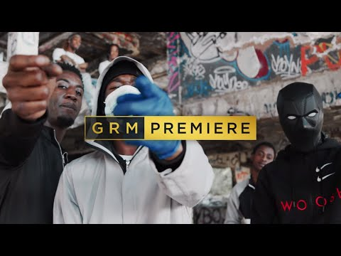 C.S ft. V9 x Fizzler – Violent [Music Video] | GRM Daily