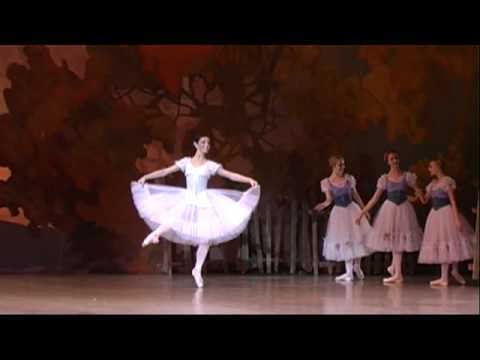 Giselle Variation, Act 1