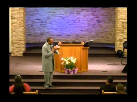 "Apostolic Preaching- Dr. Gerald Jeffers- ""The Manufacturer and his Product"""