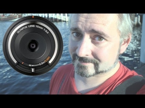 Olympus 15mm Body Cap Lens Review – Hands On
