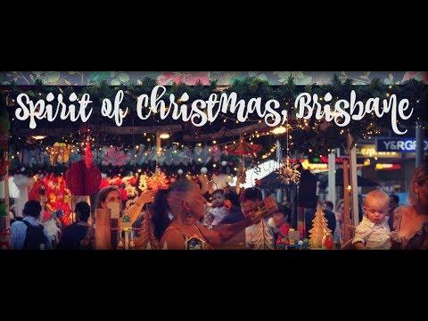 Spirit of Christmas, Brisbane Australia 2017 :)