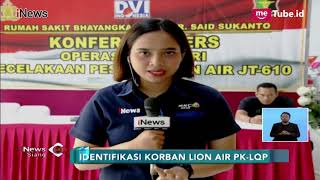 Video 27 Jenazah Teridentifikasi dari 24 Kantong Pertama yang Dibawa ke RS Polri - iNews Siang 06/11 MP3, 3GP, MP4, WEBM, AVI, FLV November 2018