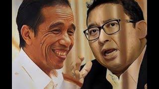 Video MANTAB ! Kena Pancingan Jokowi, Fadli Zon makan Umpan , Tarik Pak De MP3, 3GP, MP4, WEBM, AVI, FLV Februari 2019