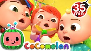 Video Humpty Dumpty | +More Nursery Rhymes & Kids Songs - Cocomelon (ABCkidTV) MP3, 3GP, MP4, WEBM, AVI, FLV Desember 2018
