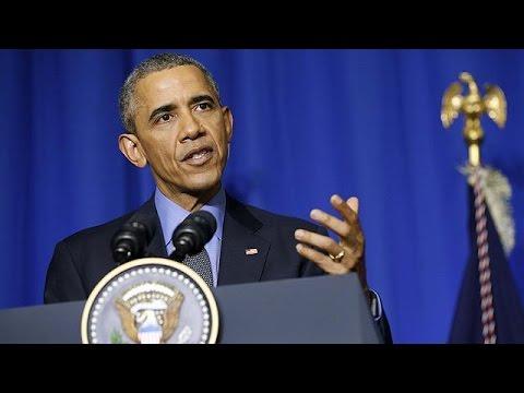 """Obama: """"Küresel ısınmayla mücadelede daha istekli olmalıyız"""""""
