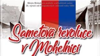 Náhled - 30 let od Sametové revoluce v Mohelnici