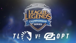 Video TL vs. OPT - Week 9 Day 2 | NA LCS Spring Split | Team Liquid vs. OpTic Gaming (2018) MP3, 3GP, MP4, WEBM, AVI, FLV Juni 2018