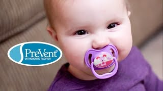 Dr. Brown's PreVent Pacifier - Developed by a pediatric dentist