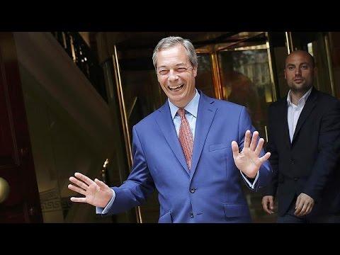 Φάρατζ: Ημέρα ανεξαρτησίας για το Ηνωμένο Βασίλειο