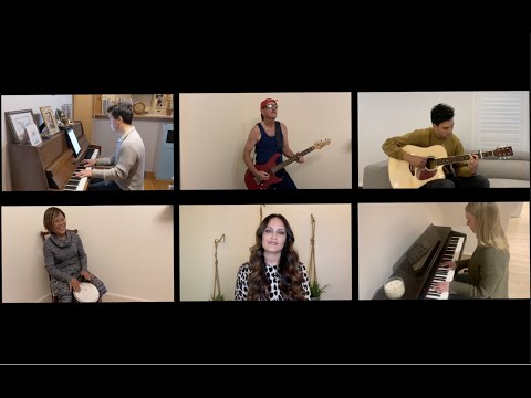 Coldplay - Fix You (Arlene Zelina & Family Cover)