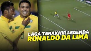 Video LAGA TERAKHIR RONALDO FENOMENO BERSAMA TIMNAS BRAZIL MP3, 3GP, MP4, WEBM, AVI, FLV Januari 2019