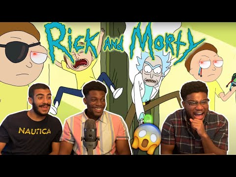 "EVIL MORTY!!! | RICK AND MORTY SEASON 1 EPISODE 10 REACTION ""Close Rick-Counters of the Rick Kind"""