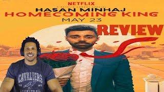 Hasan Minhaj Homecoming King Review