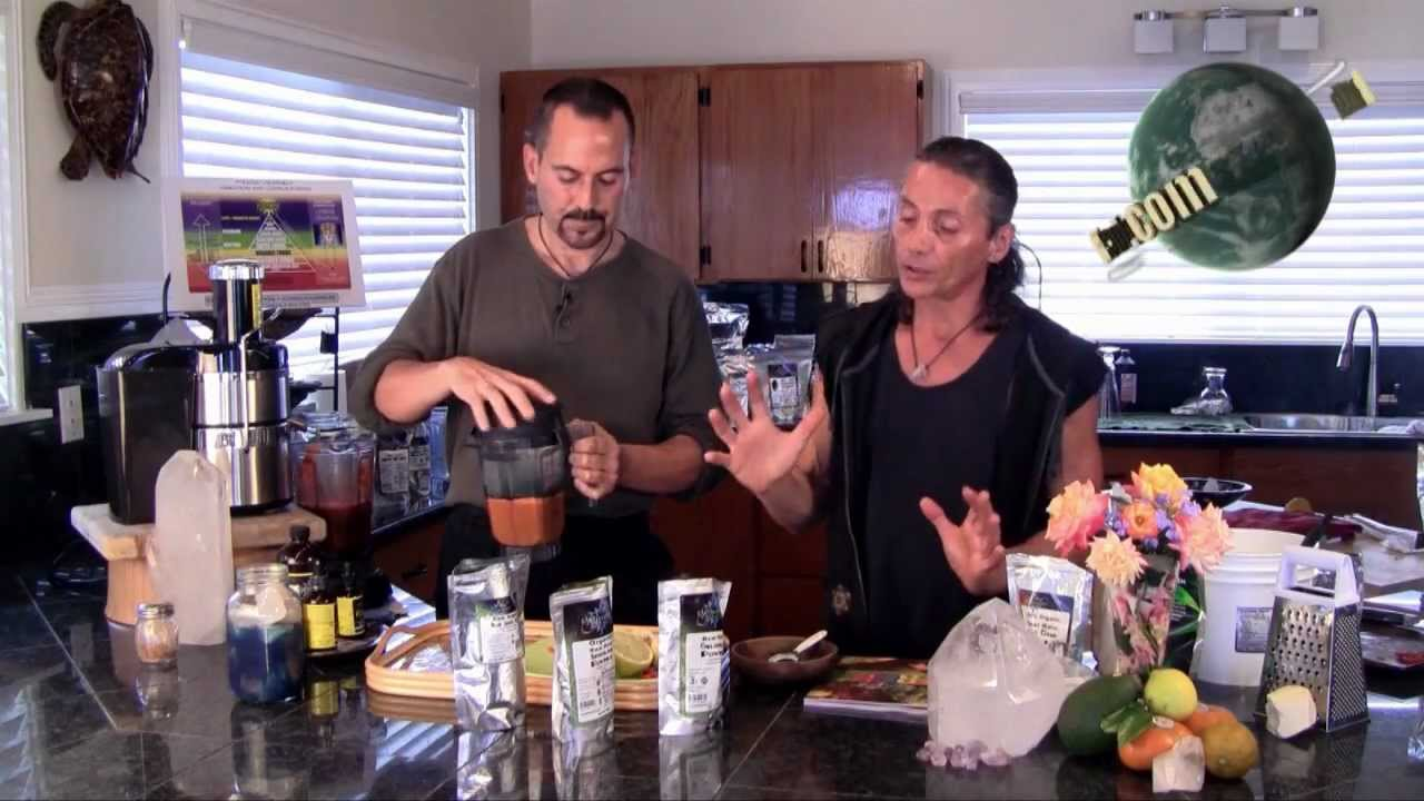 Dr Robert Cassar w/ Mark Daniells: The Basics Of Smart Juicing - Super Charging your Fresh Juices