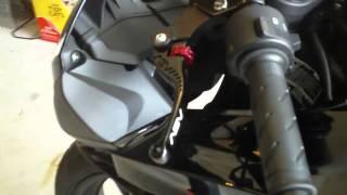 8. Honda CBR600rr 2011