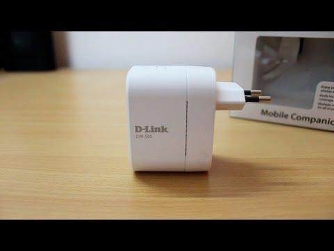 D-Link DIR 505 Portable WiFi router review