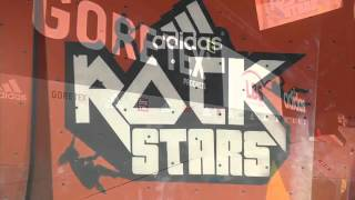 Adidas RockStars 2014 - Finals replay by Bouldering TV