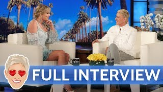 Video Taylor Swift's Full Interview with Ellen MP3, 3GP, MP4, WEBM, AVI, FLV Juni 2019