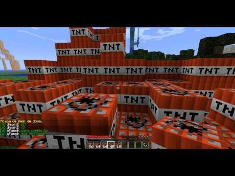 Minecraft: El fin del mundo.