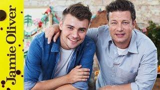 Pierogies with Damian Kordas | Jamie Oliver by Jamie Oliver