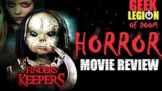 Nonton FINDERS KEEPERS ( 2014 Jaime Pressly ) Horror Movie Review Film Subtitle Indonesia Streaming Movie Download